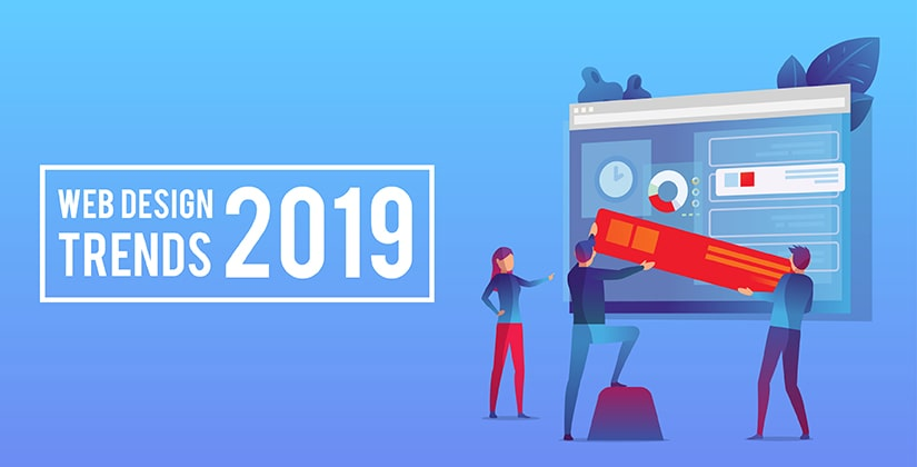 9 Web Design Trends You Can not Resist to Follow