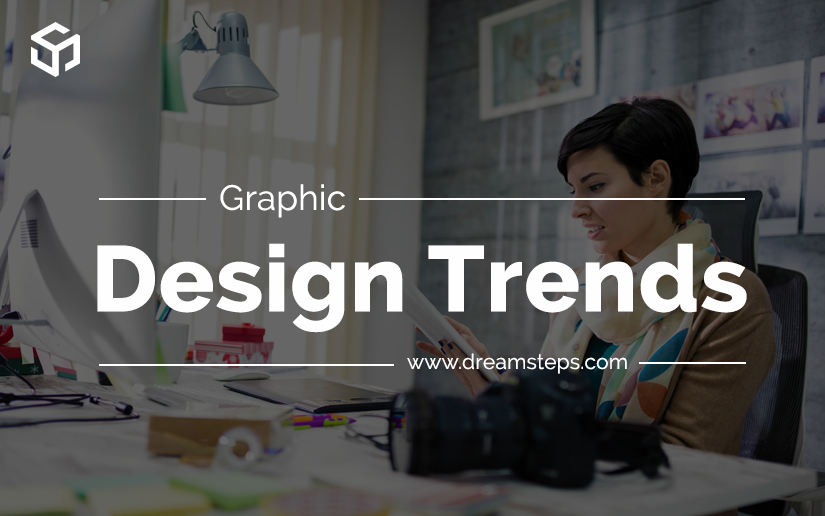 7 Innovative Graphic Design Trends that will rule the Internet