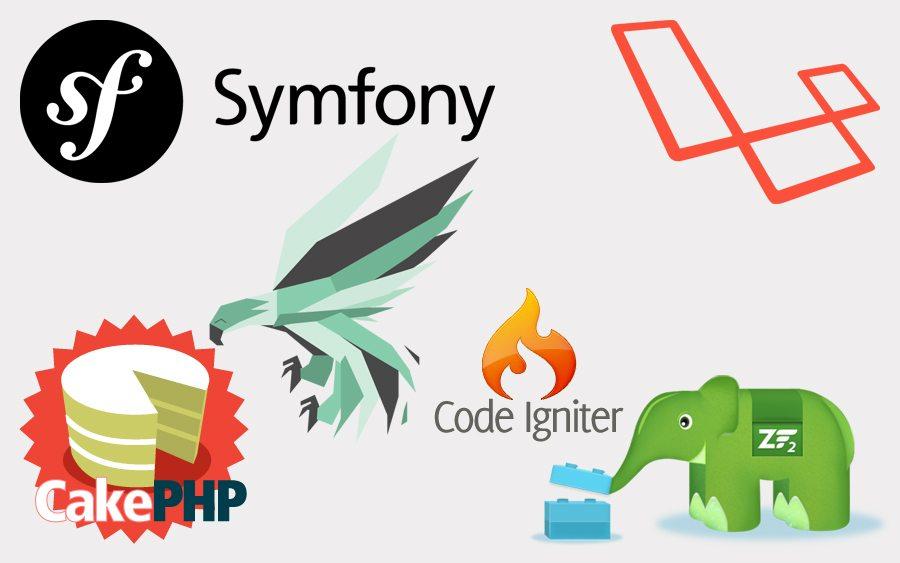 5 PHP Frameworks You Should Know