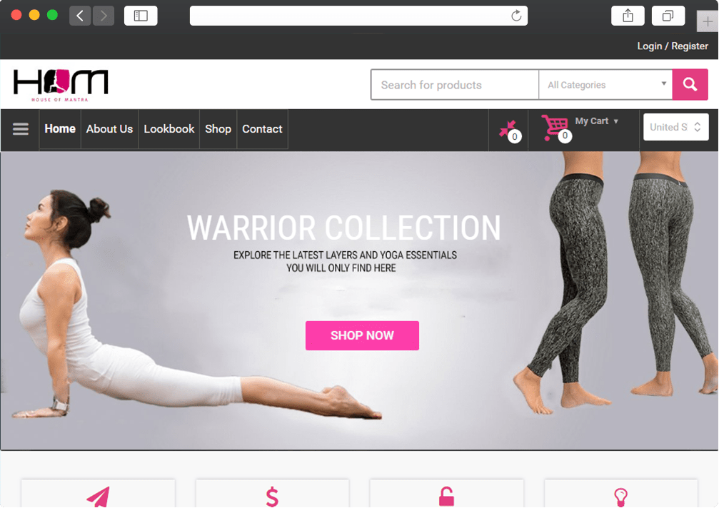 eCommerce Web Solutions India