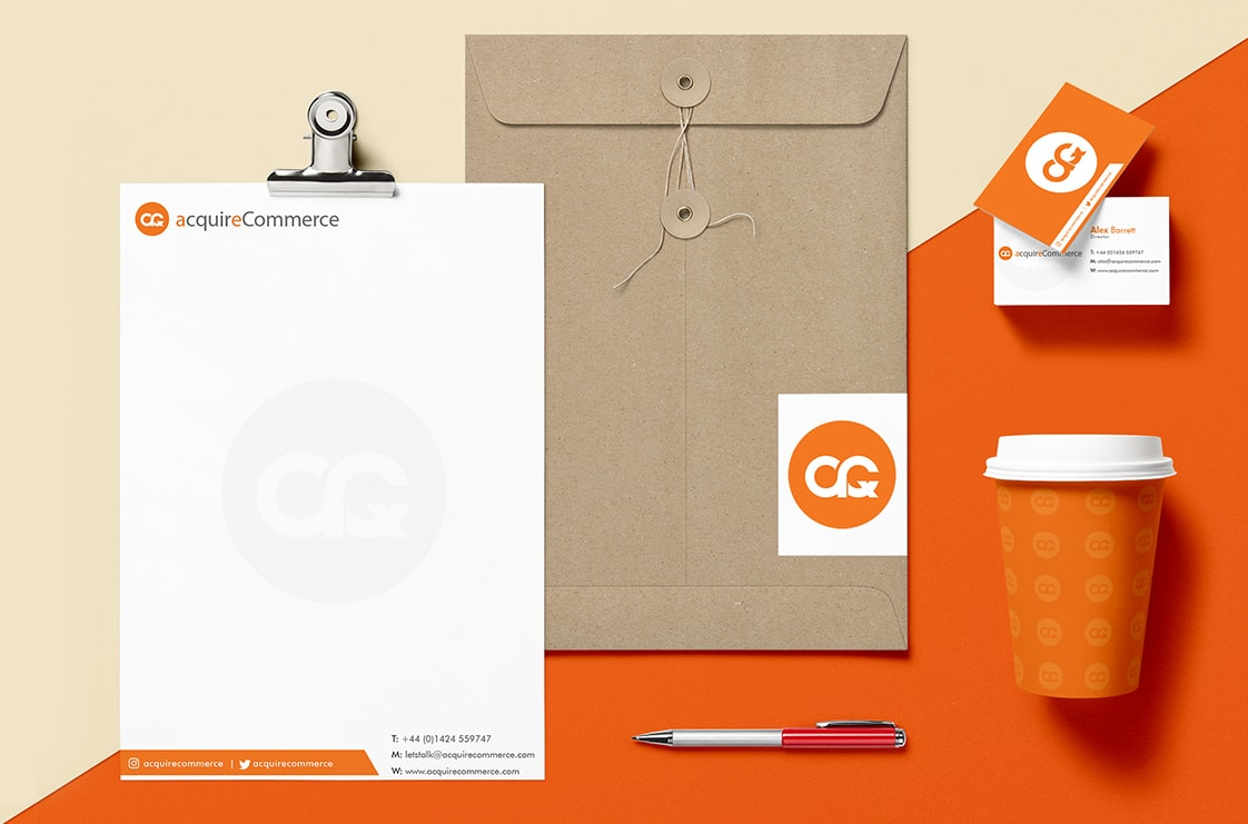 Brand Identity Design Services